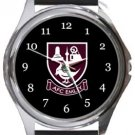 AFC Emley Round Metal Watch