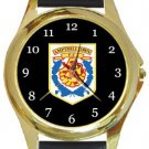 Ampthill Town FC Gold Metal Watch