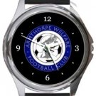 Armthorpe Welfare FC Round Metal Watch