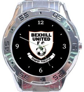 Bexhill United FC Analogue Watch