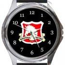Birstall United FC Round Metal Watch