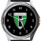 Blackstones FC Round Metal Watch