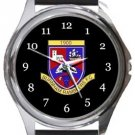 Burnham Ramblers FC Round Metal Watch