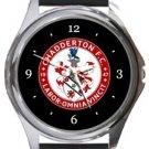 Chadderton FC Round Metal Watch