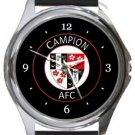 Campion AFC Round Metal Watch