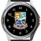 Farnham Town FC Round Metal Watch
