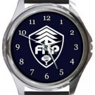 Forest Hill Park FC Round Metal Watch