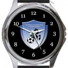 Southern Counties East Football League Round Metal Watch