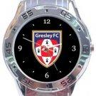 Gresley Football Club Analogue Watch