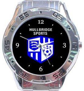 Hullbridge Sports Football Club Analogue Watch