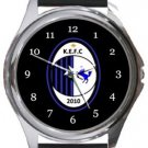 Kent Football United FC Round Metal Watch