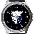 Kensington Borough FC Round Metal Watch