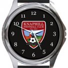 Knaphill Football Club Round Metal Watch