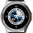 Knaphill Athletic FC Round Metal Watch
