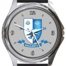 Hallam FC Round Metal Watch