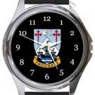 Littlehampton Town FC Round Metal Watch