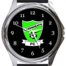 Lakenheath FC Round Metal Watch