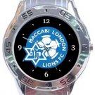 Maccabi London Lions FC Analogue Watch