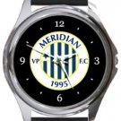 Meridian VP FC Round Metal Watch