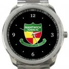 Nantwich Town FC Sport Metal Watch