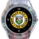 New Mills AFC Analogue Watch