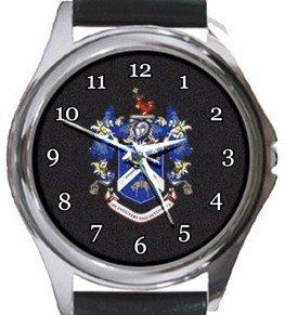 Nelson FC Round Metal Watch