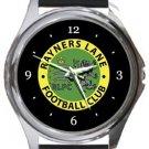 Rayners Lane FC Round Metal Watch