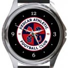 Redcar Athletic FC Round Metal Watch