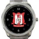 Romulus FC Sport Metal Watch