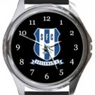 Sheerwater FC Round Metal Watch