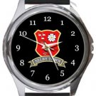 Selby Town FC Round Metal Watch