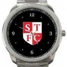 Seaford Town FC Sport Metal Watch