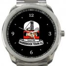 Shirebrook Town FC Sport Metal Watch