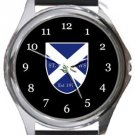 St Andrews FC Round Metal Watch