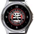 Stone Old Alleynians FC Round Metal Watch
