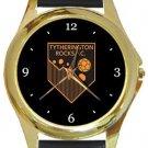 Tytherington FC Gold Metal Watch