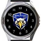 Berlin City FC Round Metal Watch
