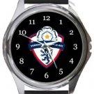 Yorkshire Amateur AFC Round Metal Watch