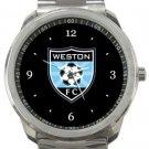 Weston FC Sport Metal Watch