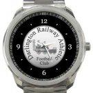 Darlington Railway Athletic FC Sport Metal Watch