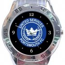 United Services Portsmouth FC Analogue Watch