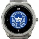 United Services Portsmouth FC Sport Metal Watch