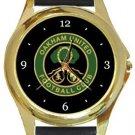 Oakham United FC Gold Metal Watch