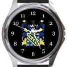 Staines Lammas FC Round Metal Watch