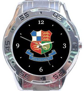 Wealdstone FC Analogue Watch