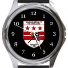 Washington FC The Mechanics Round Metal Watch