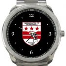 Washington FC The Mechanics Sport Metal Watch