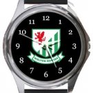 Welton Rovers FC Round Metal Watch