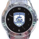 Whitby Town Football Club Analogue Watch