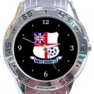 White Ensign FC Analogue Watch